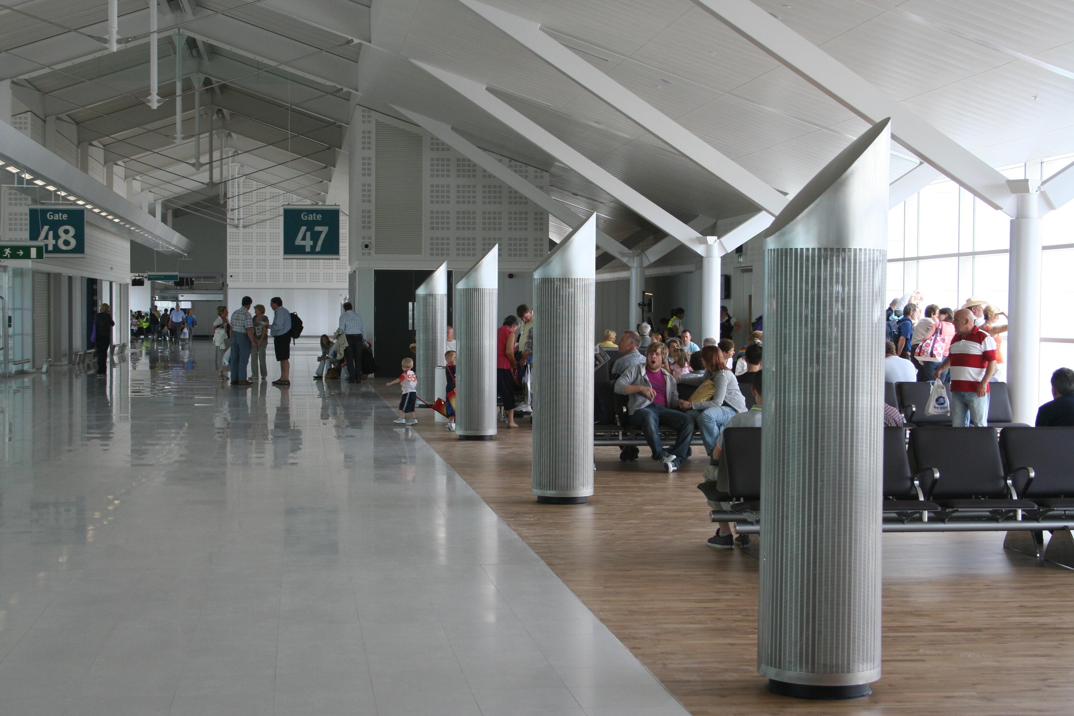 Birmingham International Airport Design Air